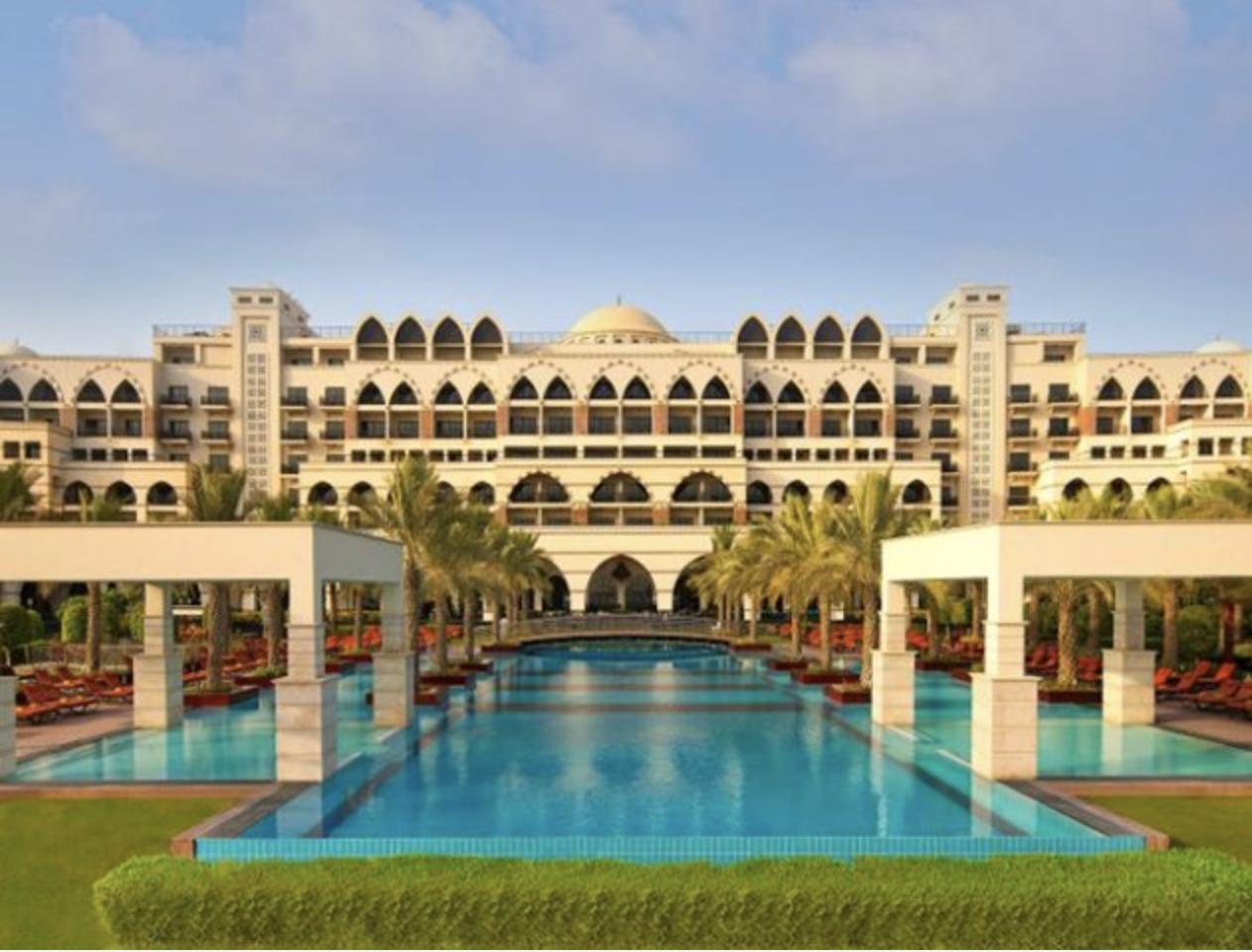 Jumeirah Zabeel Saray Day Pass review