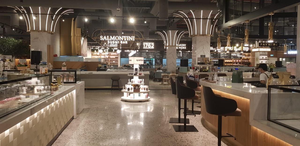Nakheel Mall Food